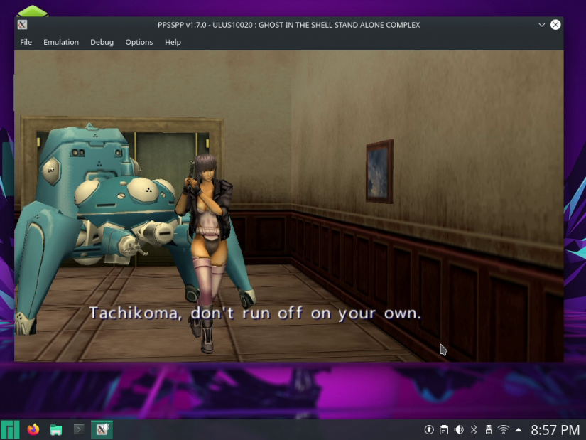 comment installer monkajaro sur raspberry pi 4 - ppsspp raspberry pi 4 manjaro ghost in the shell